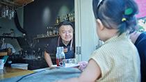 小小咖啡店承載創業夢想 讓公益列車開往春天