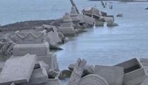 再現!水壩水位走低 泰被淹寺廟20年後重現