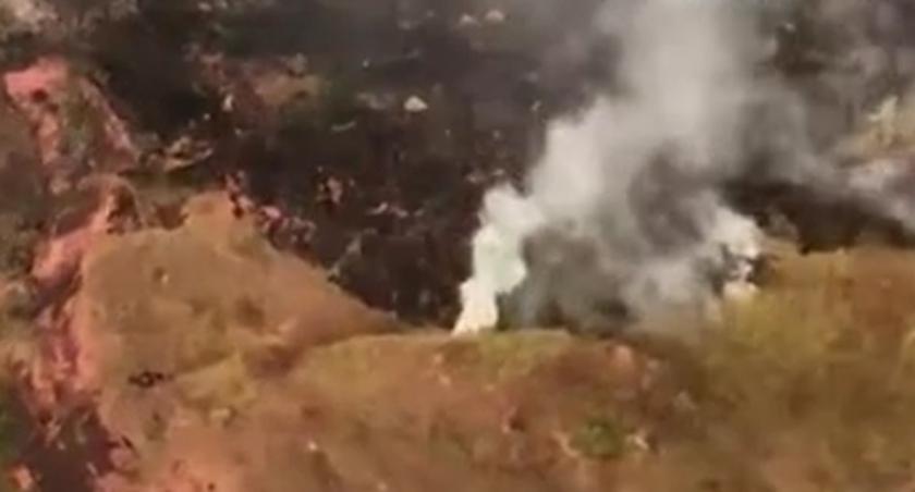 亞馬孫森林大火持續燃燒