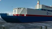 最強移動電源!世界首座浮動核電站開赴北極圈