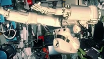 """俄機器人""""宇航員""""飛往國際空間站"""