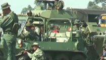 委內瑞拉邊境軍演拉開序幕