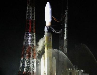 發射臺起火 日本H2B火箭發射緊急取消