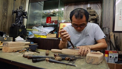 百年餅印技藝 傳承五代匠心