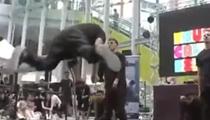 身殘志堅 殘疾舞者東京炫技共舞