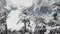 四川:海螺溝 畢棚溝 迎今秋首場降雪
