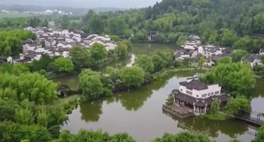 中國各地民眾歡樂過假期