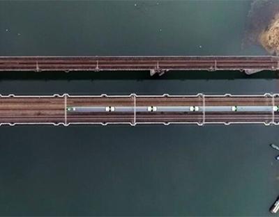 中國第一條無砟鐵路在哪裏
