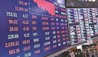 美國:紐約股市三大股指8日全線下跌