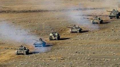 伊朗在靠近土耳其邊境舉行軍演