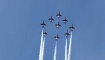 山西太原:國際通用航空飛行大會開幕