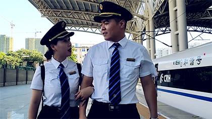 """南鐵將迎首對""""夫妻檔""""動車組司機"""