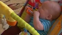 罕見!俄男嬰出生無雙眼 全球僅三例