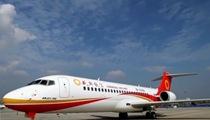 國産飛機ARJ21首飛國際航線 成都航空執飛