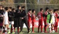 足球小將國際邀請賽北京落幕