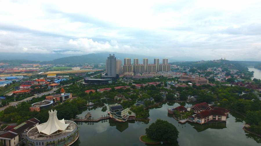 雲南德宏:努力打造高標準高質量自由貿易試驗區