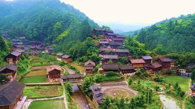 貴州格頭村《回家》
