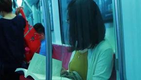 """《地鐵上的讀書人》第三集""""生活"""""""