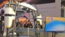 場景多元化 各類機器人亮相進博會