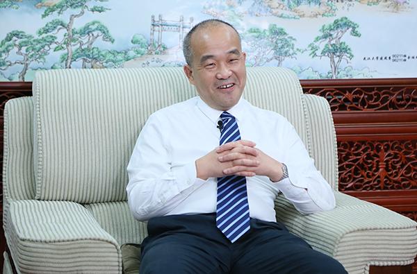 武漢大學校長竇賢康:打造人才高地 創世界一流大學
