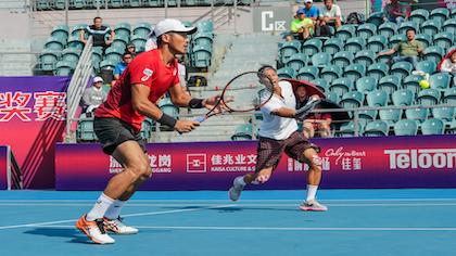 2019中國網球大獎賽落幕 劉方舟折桂李喆榮膺雙冠王