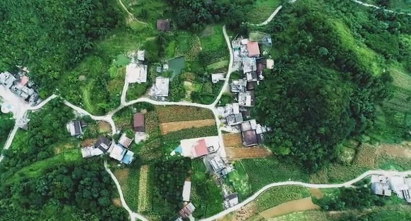 廣西隆壩村《我的美麗家鄉》