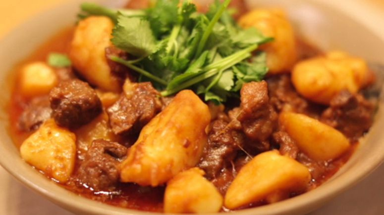 風味四川|川味土豆燒牛肉 和米飯成就最佳CP