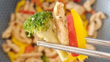 改用餐順序能減肥?