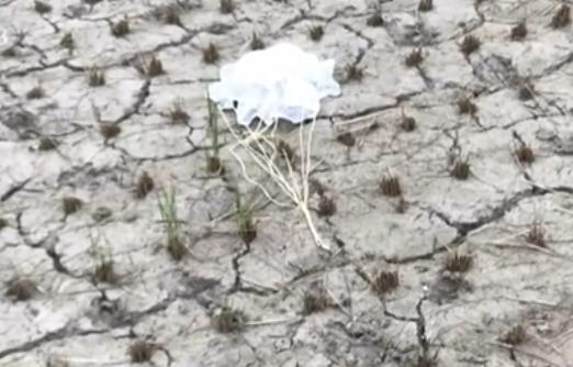 日本:衝繩美軍照明彈彈殼掉落農田引發抗議