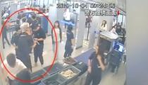北京:機場公安偵辦多起旅客藏匿火種案件