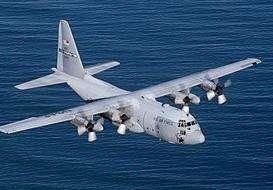 智利空軍宣布失聯運輸機失事