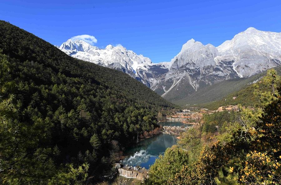 國際山岳日:一生一定要領略的山川