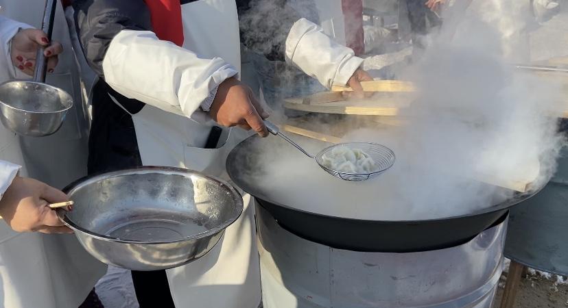 """""""冰水""""煮餃子,是個啥味道?"""