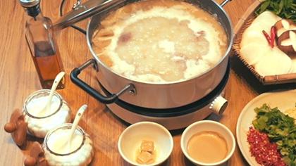 用一鍋馥鬱鮮香的羊肉湯 溫暖四川人的冬天