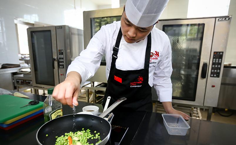 藺永康:有為有味 廚具裏的風味青春
