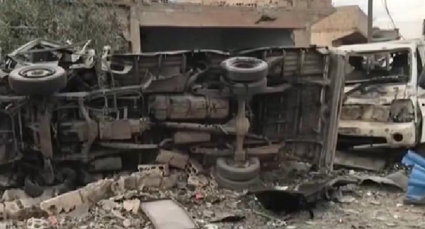 敘利亞:敘北部汽車爆炸襲擊致5死15傷