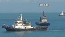 海南:瓊州海峽大規模應急救助演練舉行