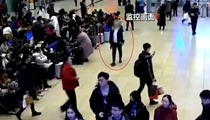 北京:以代買車票為由行騙 男子被拘留
