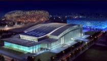 北京冬奧會:國家體育館礦建部分主體結構施工完成