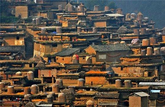 """雲南建築大觀:""""文化""""住在民居裏"""