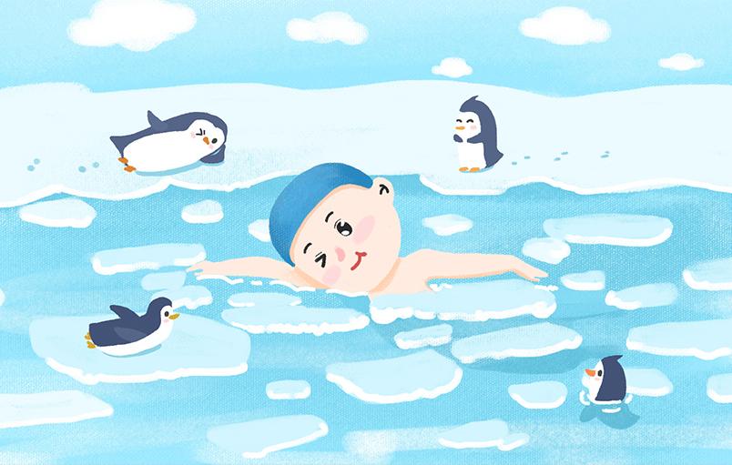 全國冬泳日|想挑戰這項硬核運動,你得知道這幾點!