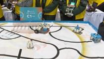 上海:激發青少年創新活力 上千機器人競技