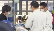 山東濰坊:高鐵站開辟綠色通道 轉運危重病人
