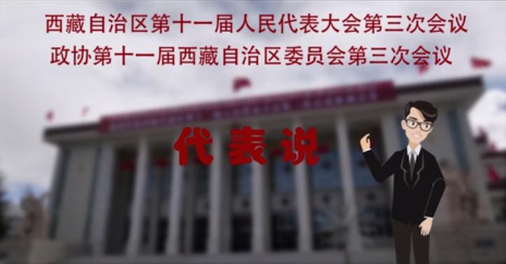 """西藏""""兩會""""代表説"""