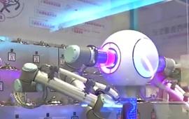 機器人中餐廳閃亮登場