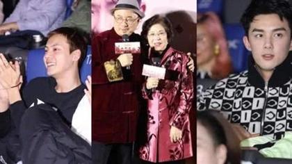 《囧媽》在京首映獲讚 徐崢媽媽現身讓他很忐忑