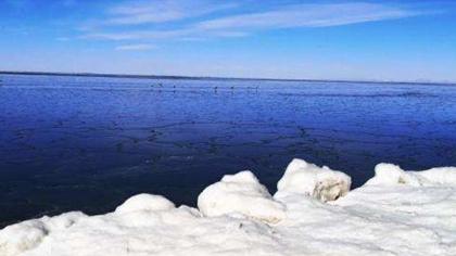 青海湖水位連續15年上漲