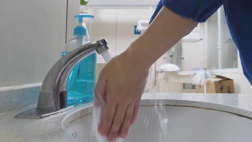 這樣才健康 | 抗擊疫情從我做起:七步洗手法