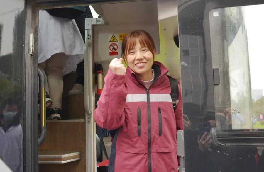 【武漢救援日記】照顧好病人,心裏挺踏實!