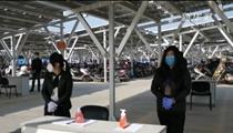 福建南安:百余家企業首批開工